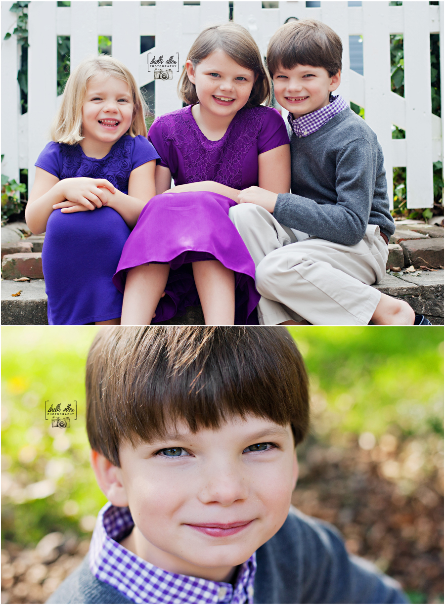 Ezell Family, Image 1: Photo ©Shelli Allen Photography